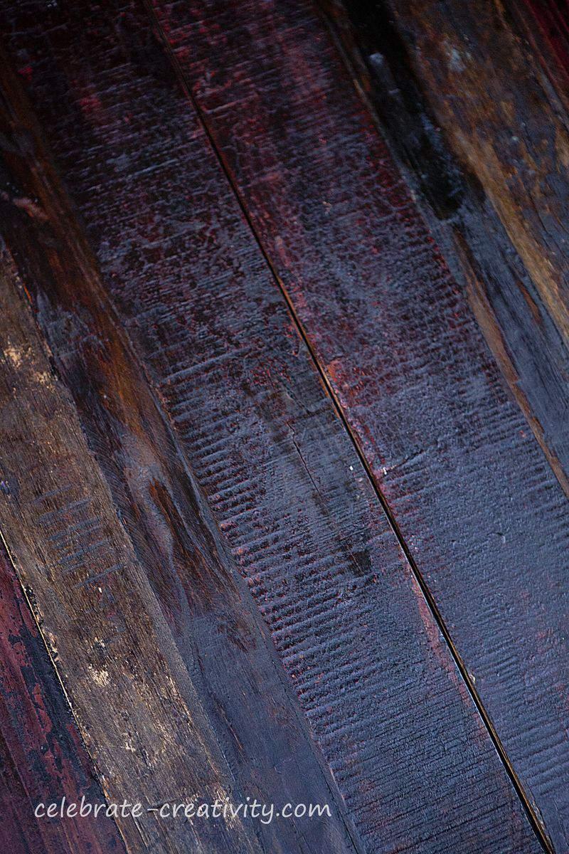 Bench texture