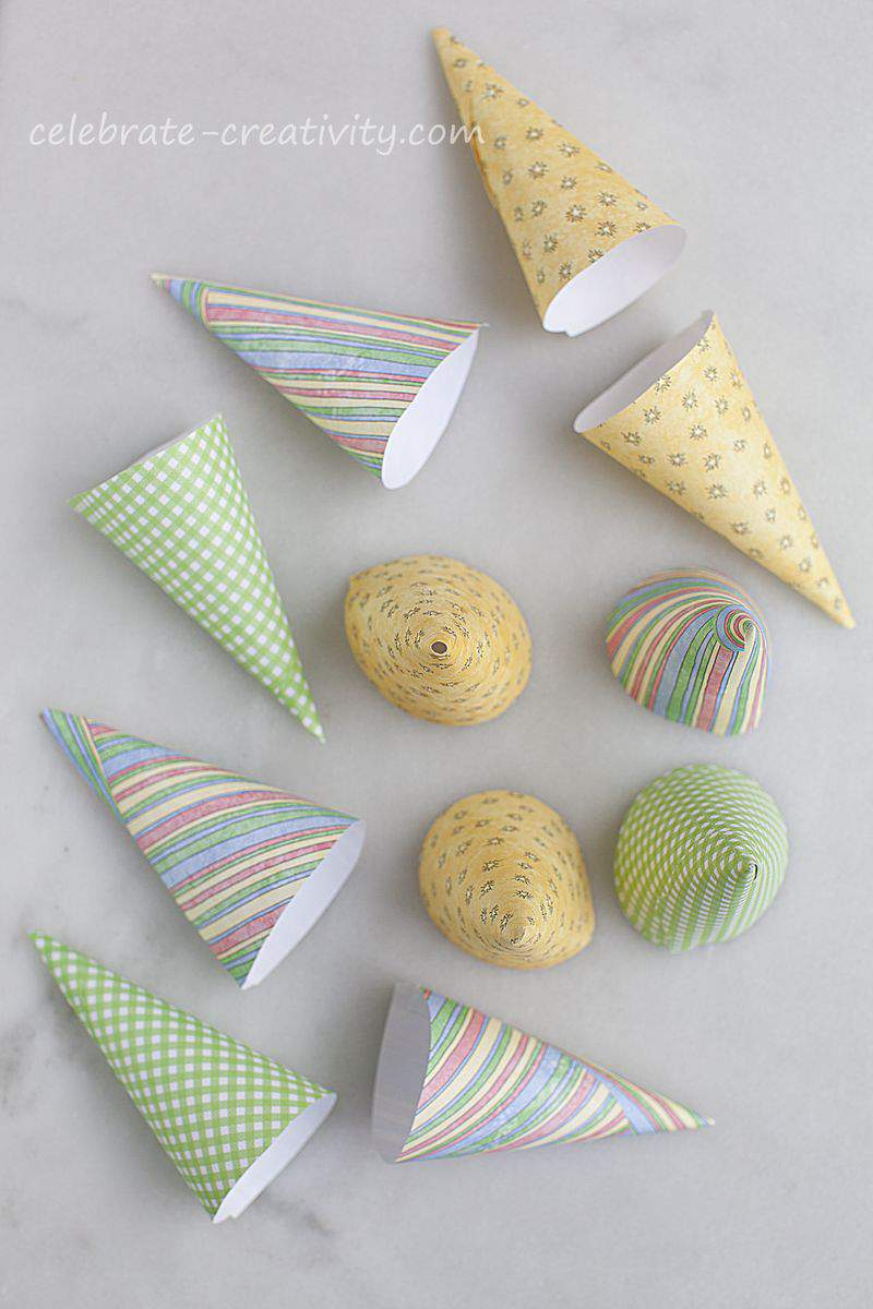 Waffle cone wrappers