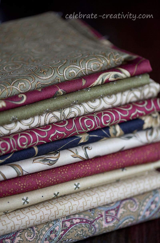 Bunting fabric