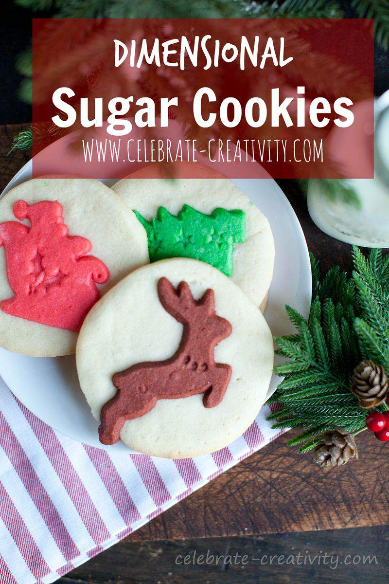 REINDEER COOKIES GRAPHIC