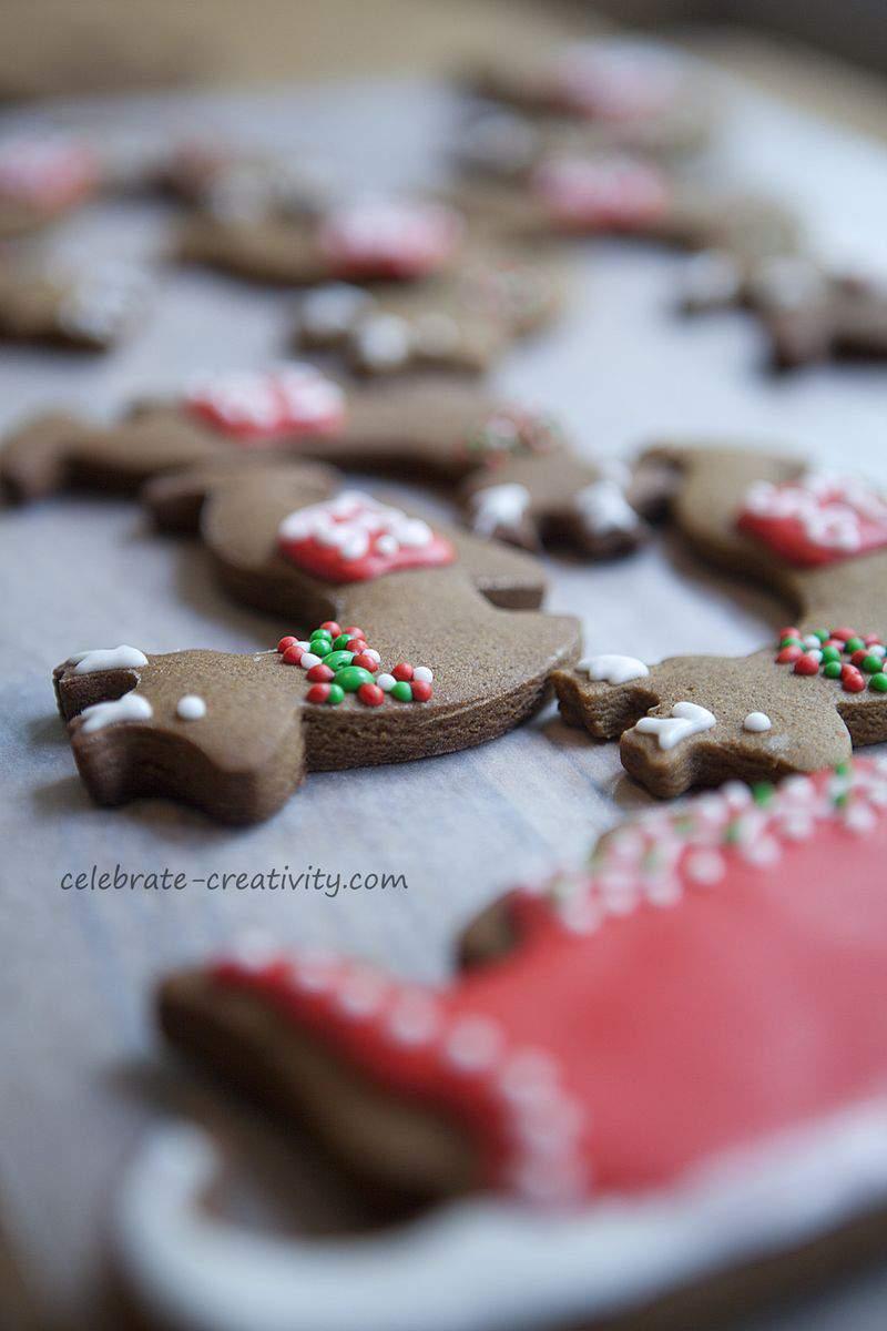 Reindeer cookies3