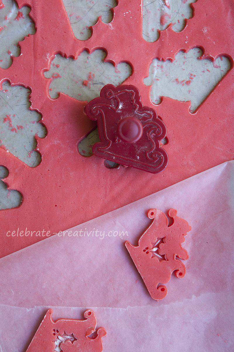 Reindeer sugar cookie3