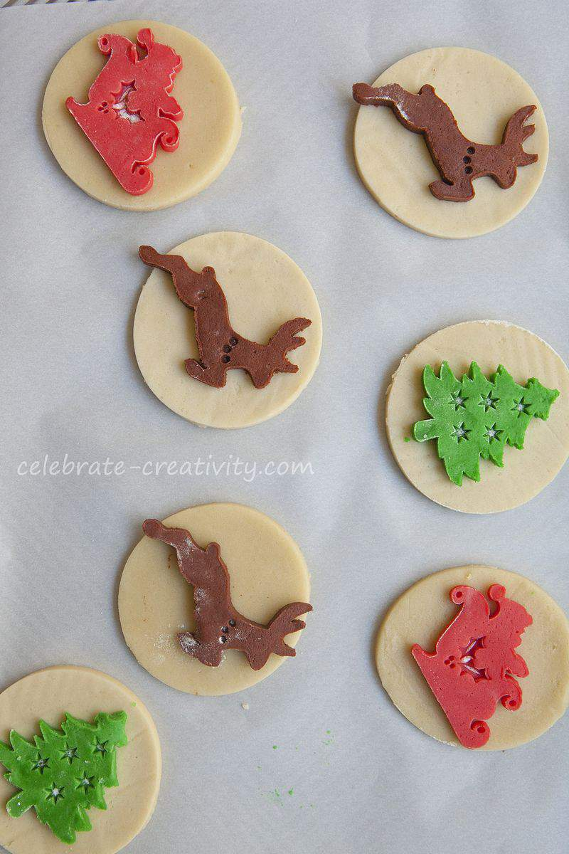 Reindeer sugar cookie5