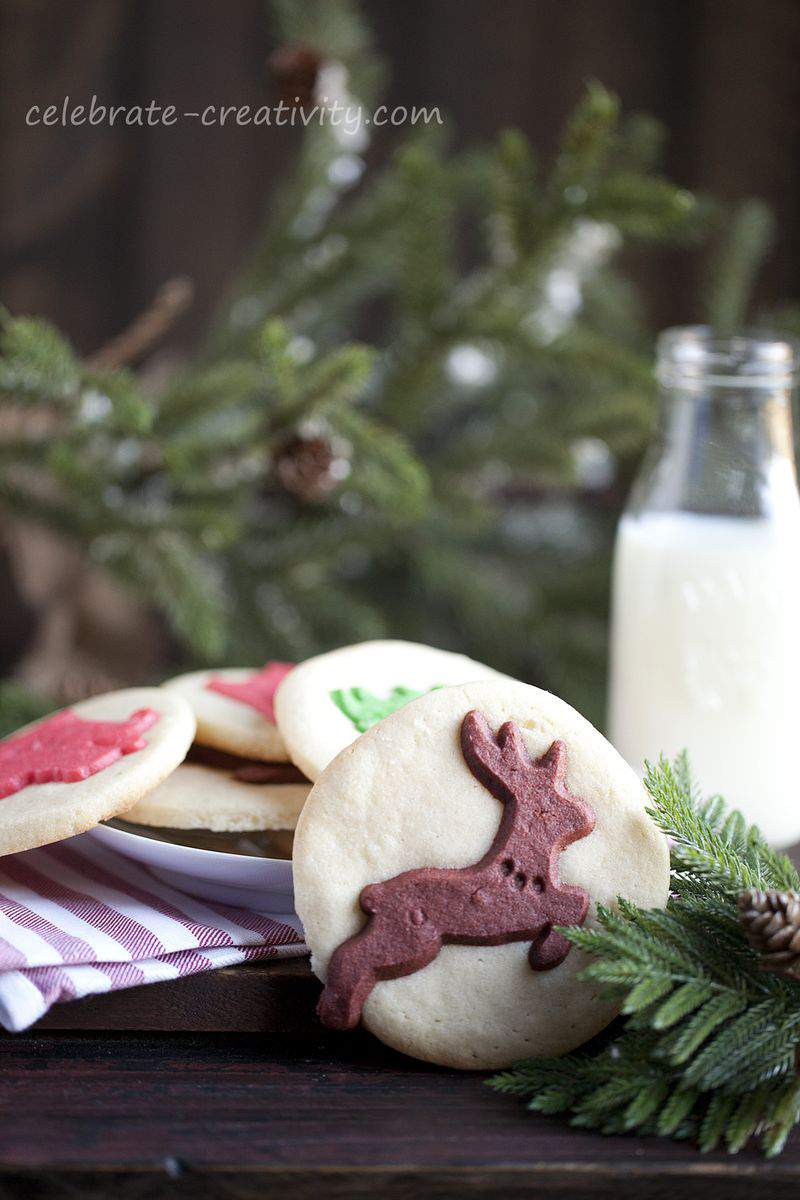 Reindeer sugar cookies2