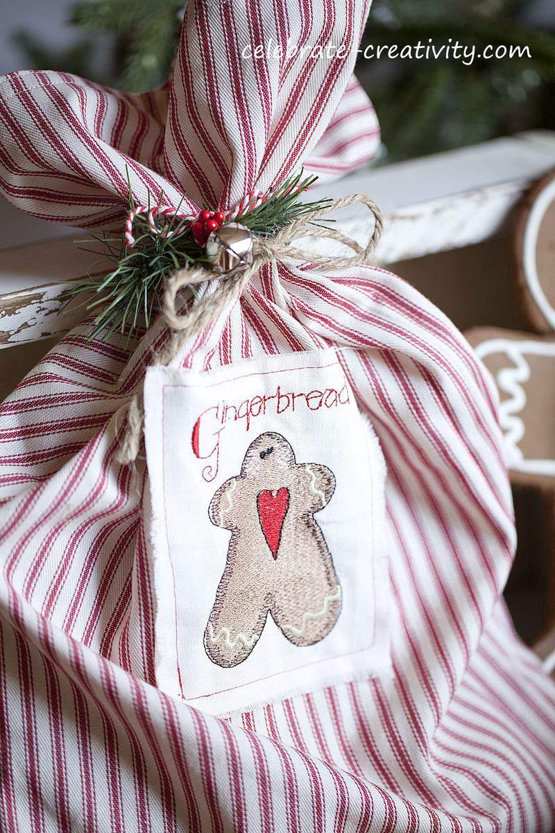 Jumbo gingerbread bag2