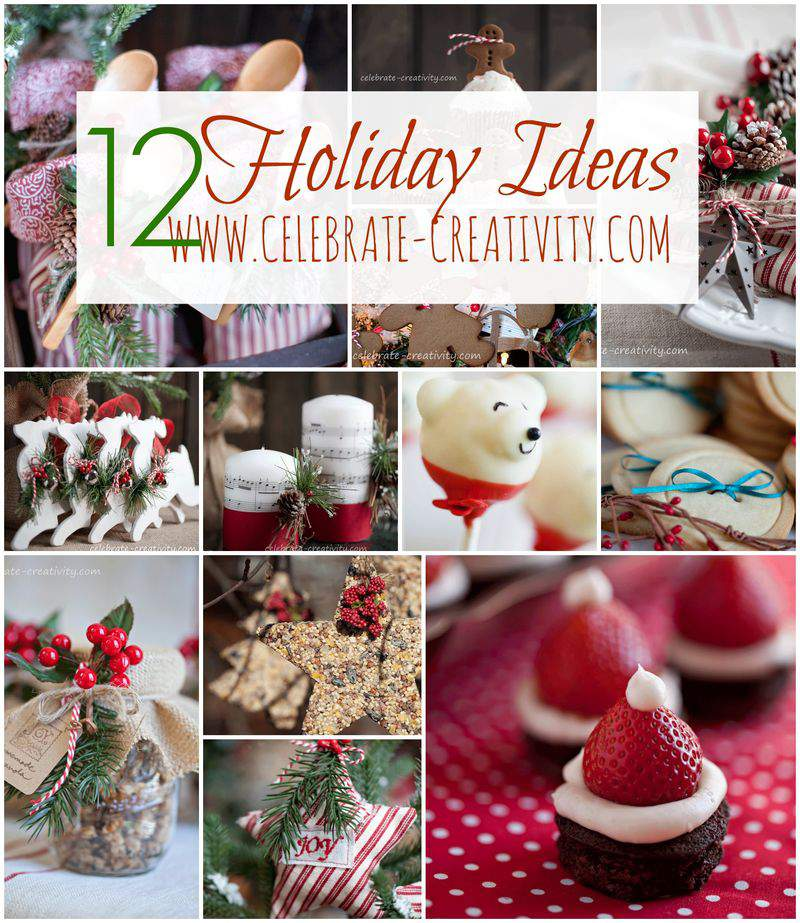 GRAPHIC HOLIDAY IDEAS