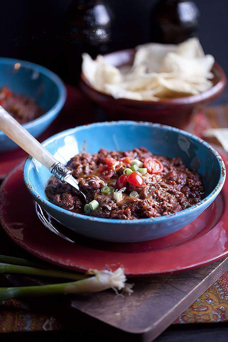 Open chili