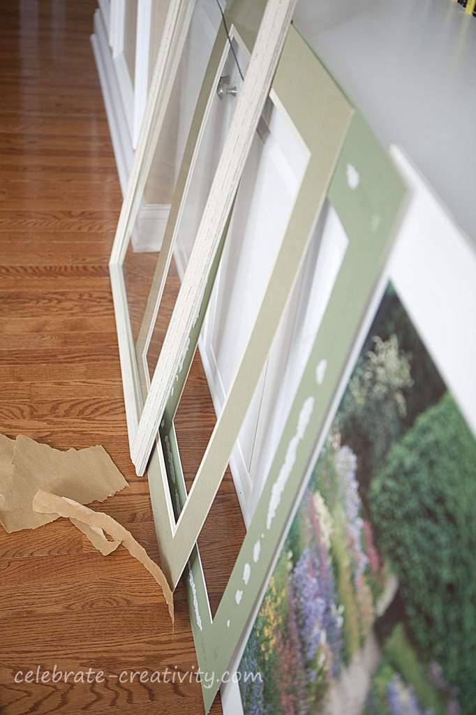 frame matting