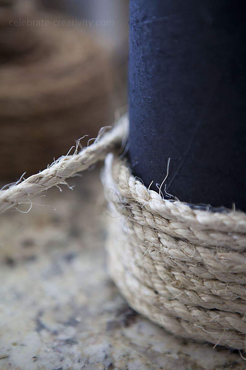 Ec rope container