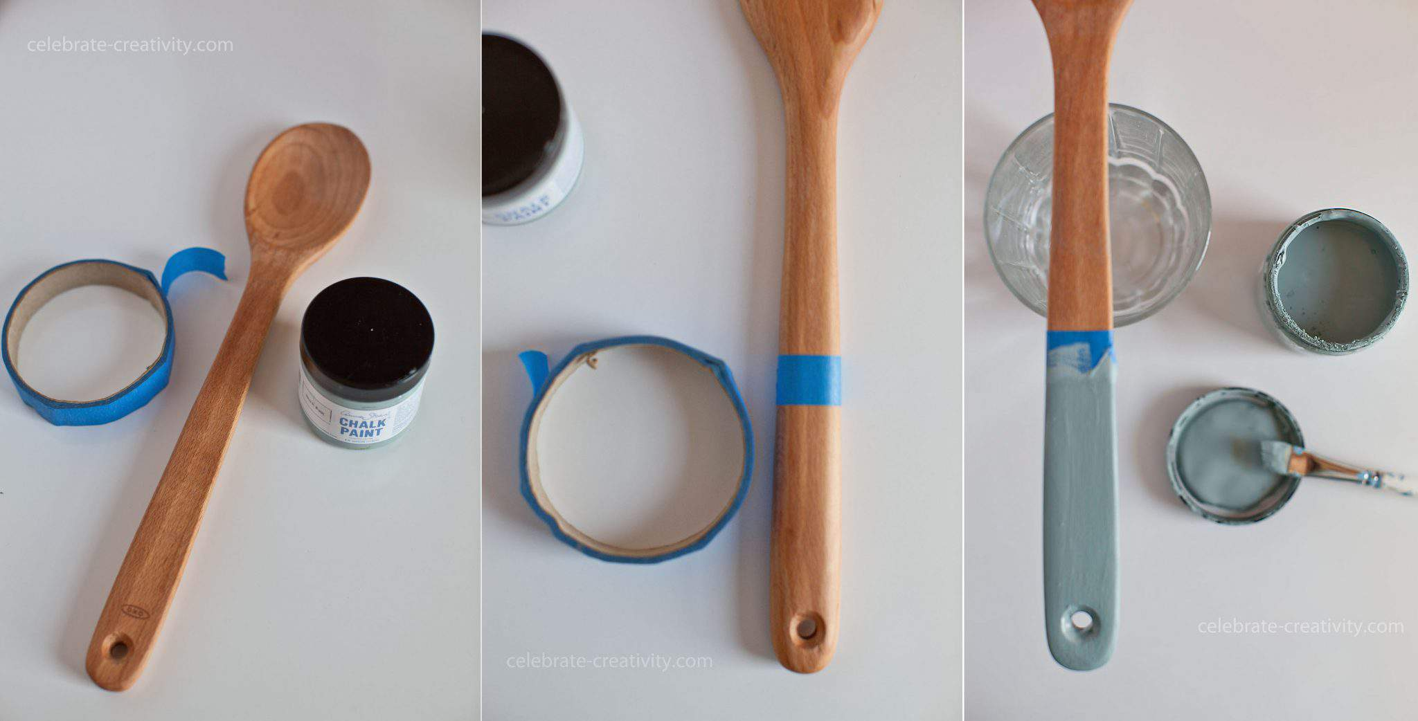 Duck Egg Blue Kitchen Utensils Celebrate Creativity