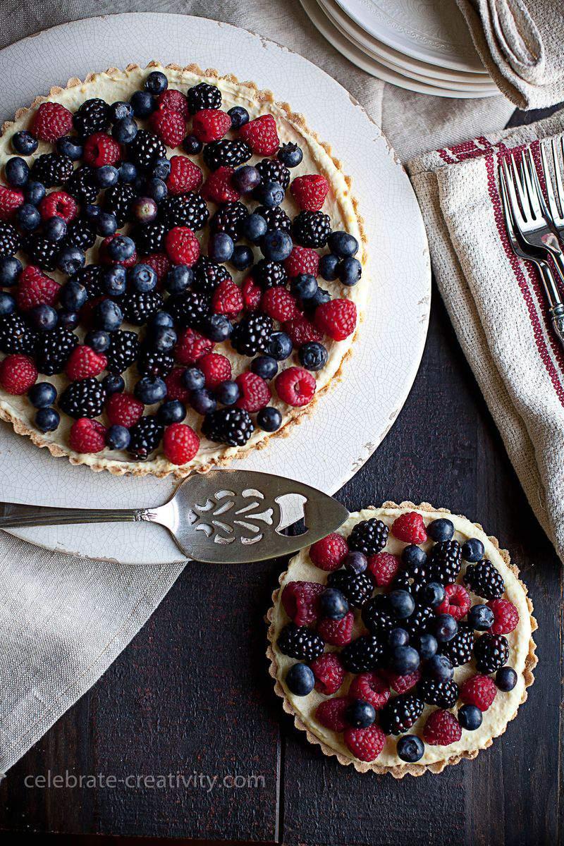 Berry tart4
