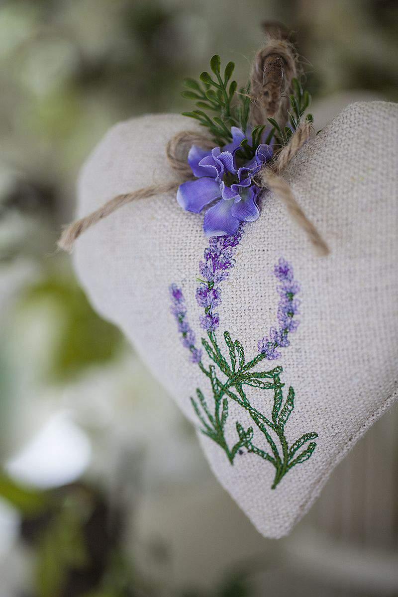 Lavender sachet set2