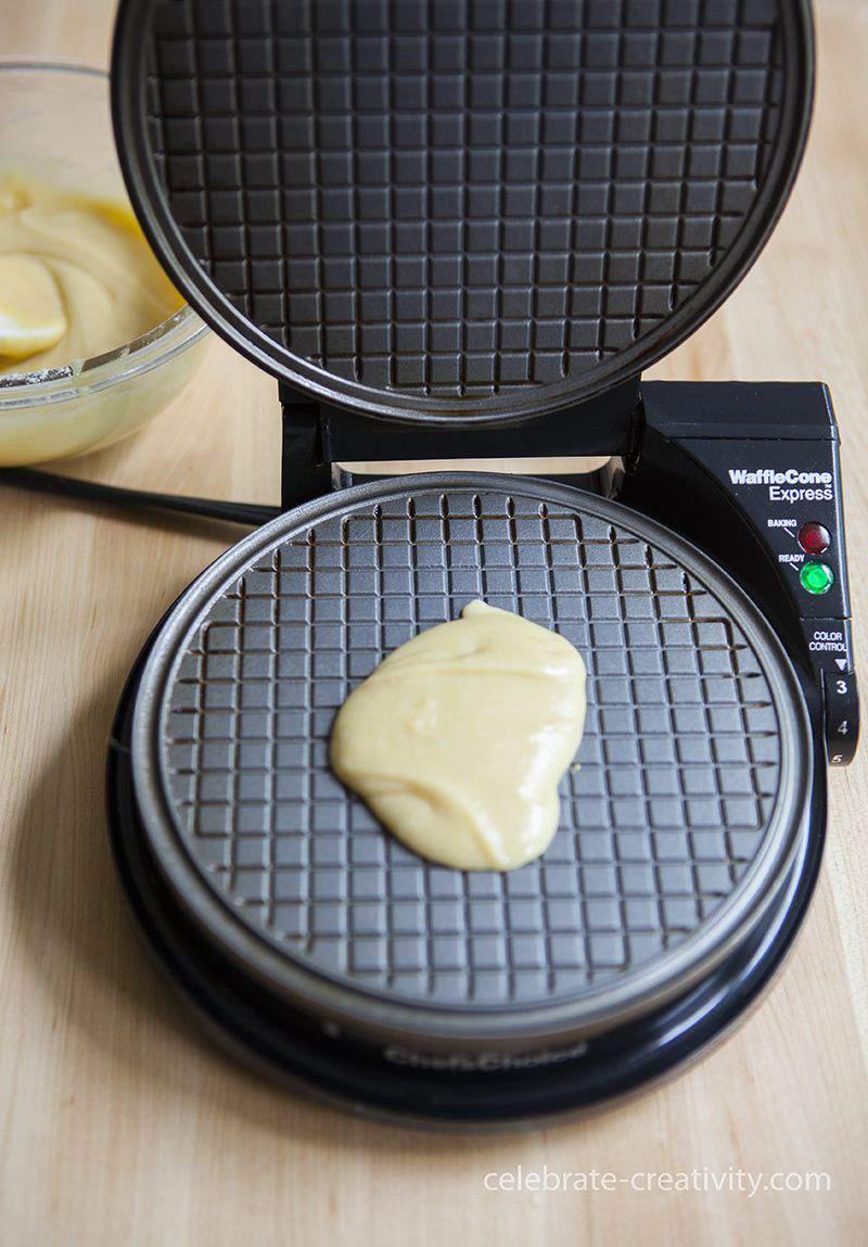 Ec waffle cone maker3