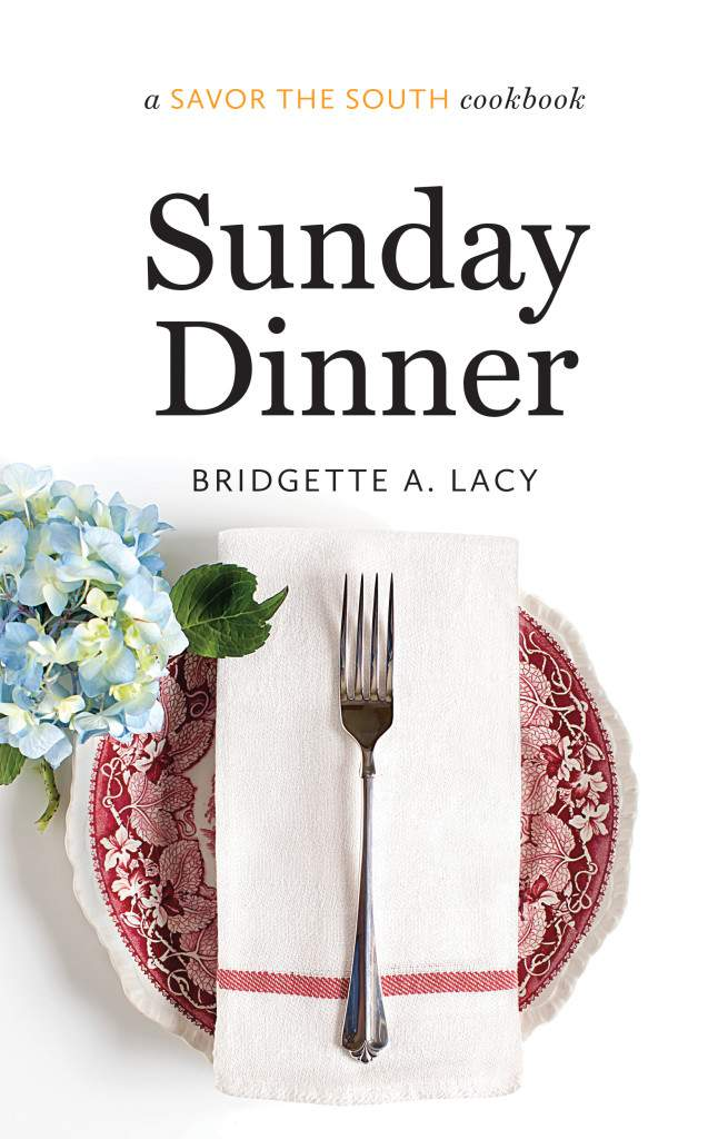 Sunday Dinner cookbook cover