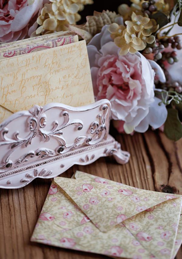 Fabric Envelopes
