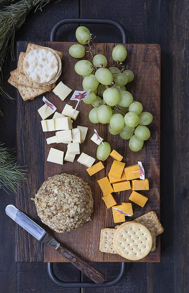 cheese ball assortment