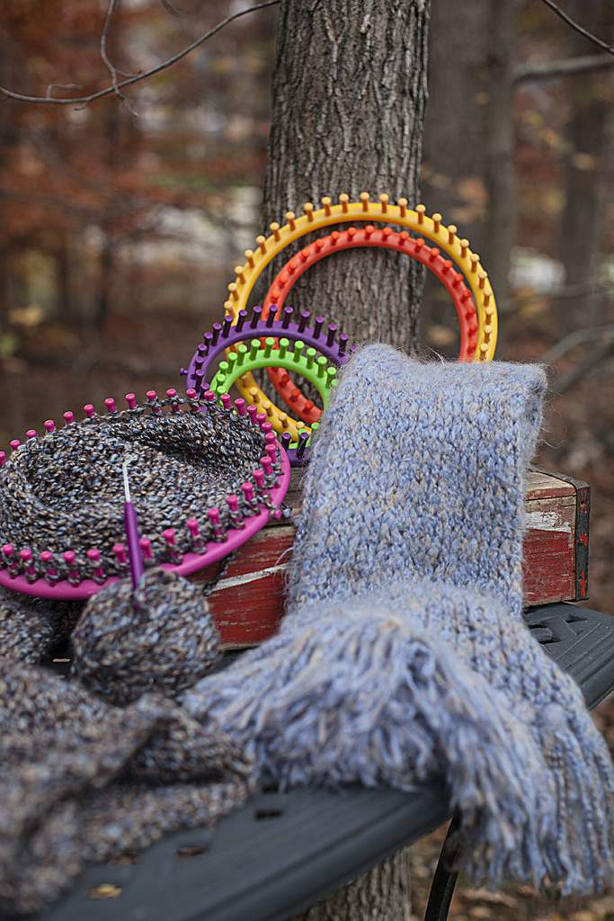 knitting loom projects