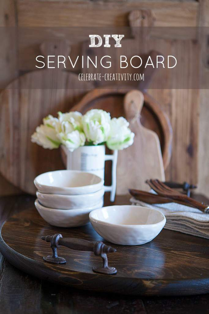 serving board graphic