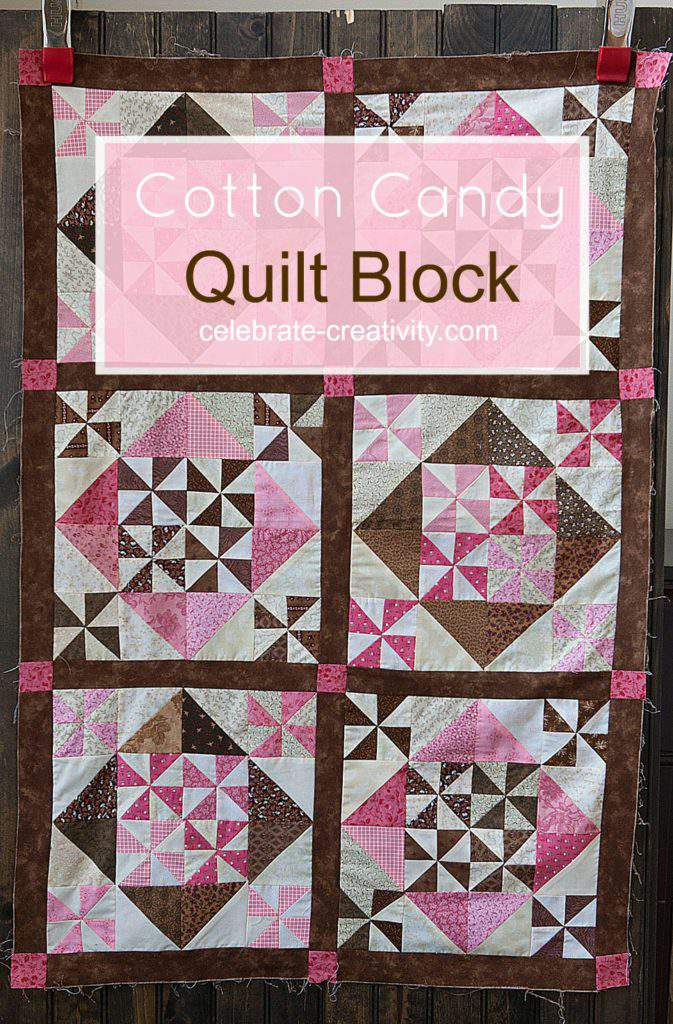 Celebrate Creativity : cotton candy quilts - Adamdwight.com