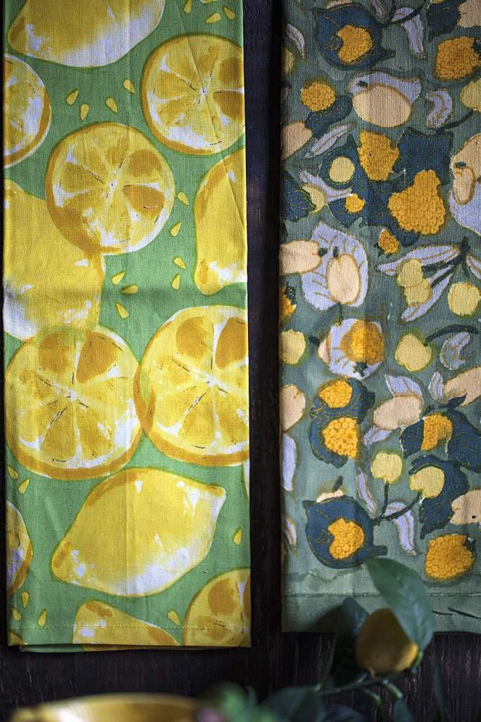 lemons linens