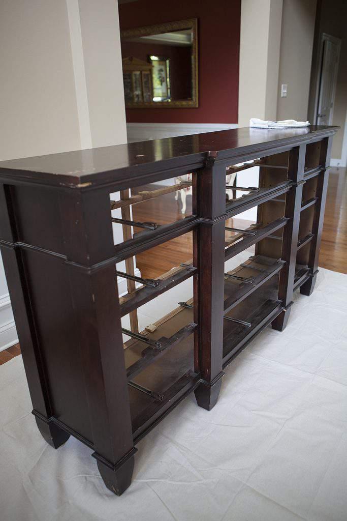 cabinet prep