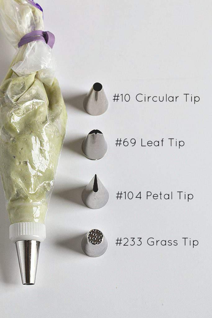piping tips