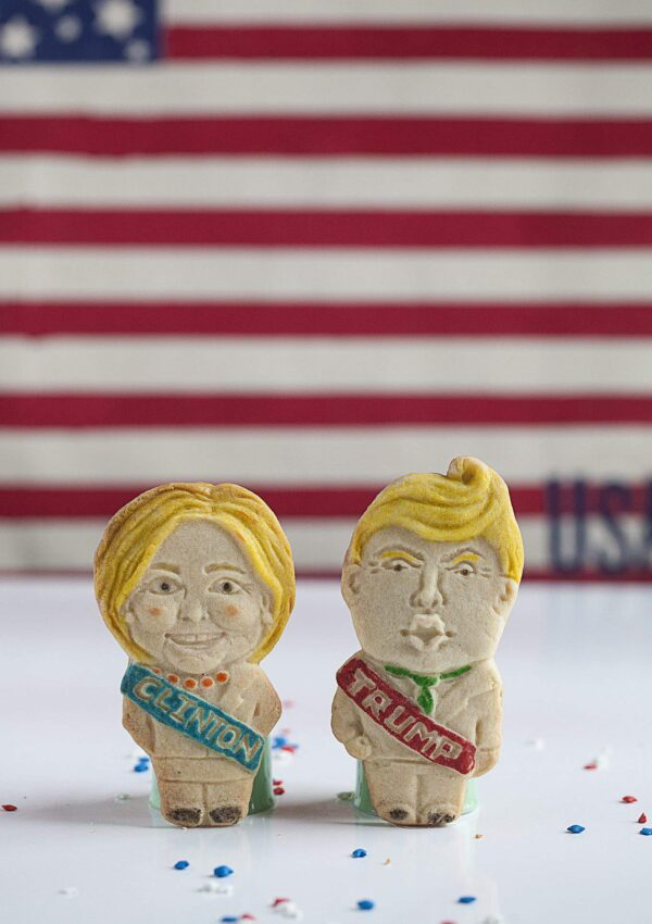 Rock the Vote Cookies