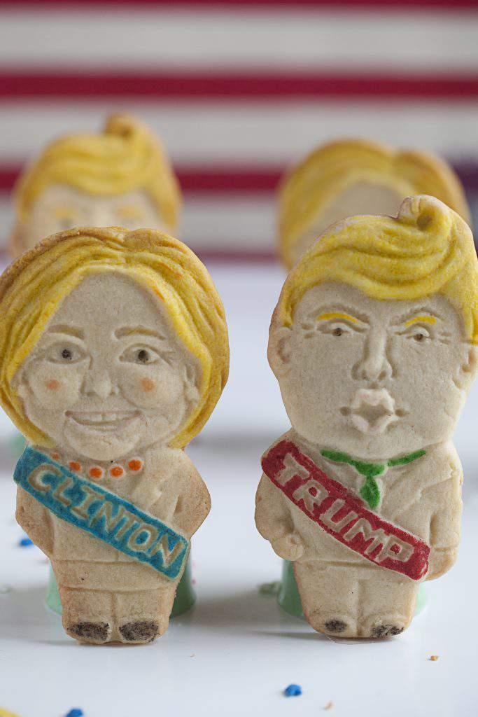 rock the vote cookies