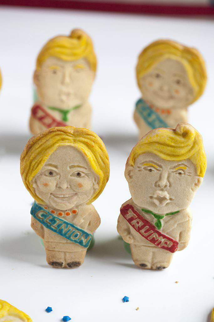 cookies rock the vote