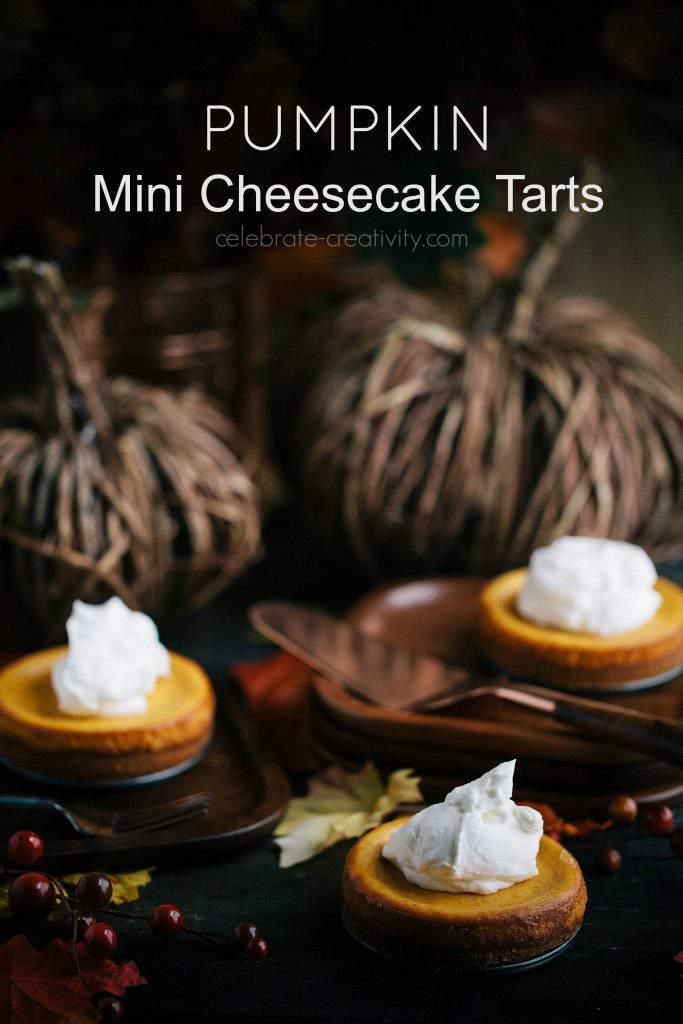 pumpkin tarts