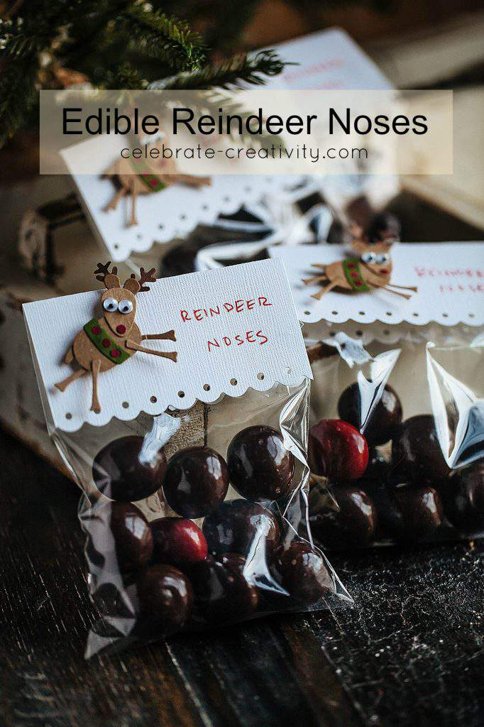 reindeer noses for gifting