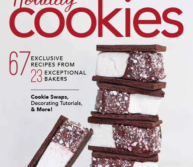 Bake from Scratch holiday issue