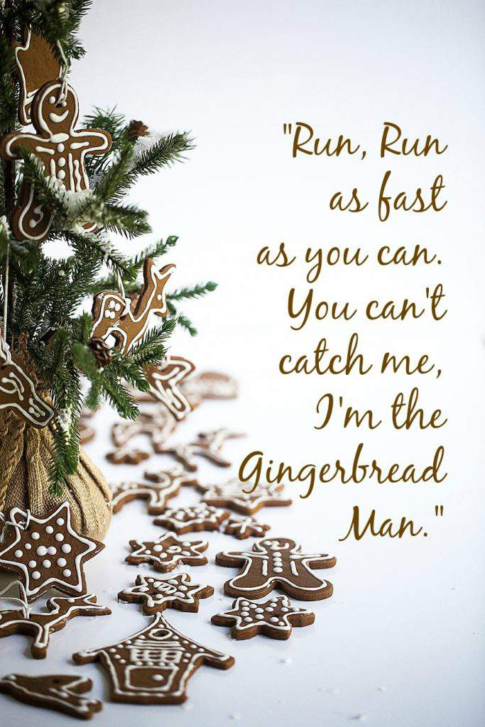 gingerbread quote