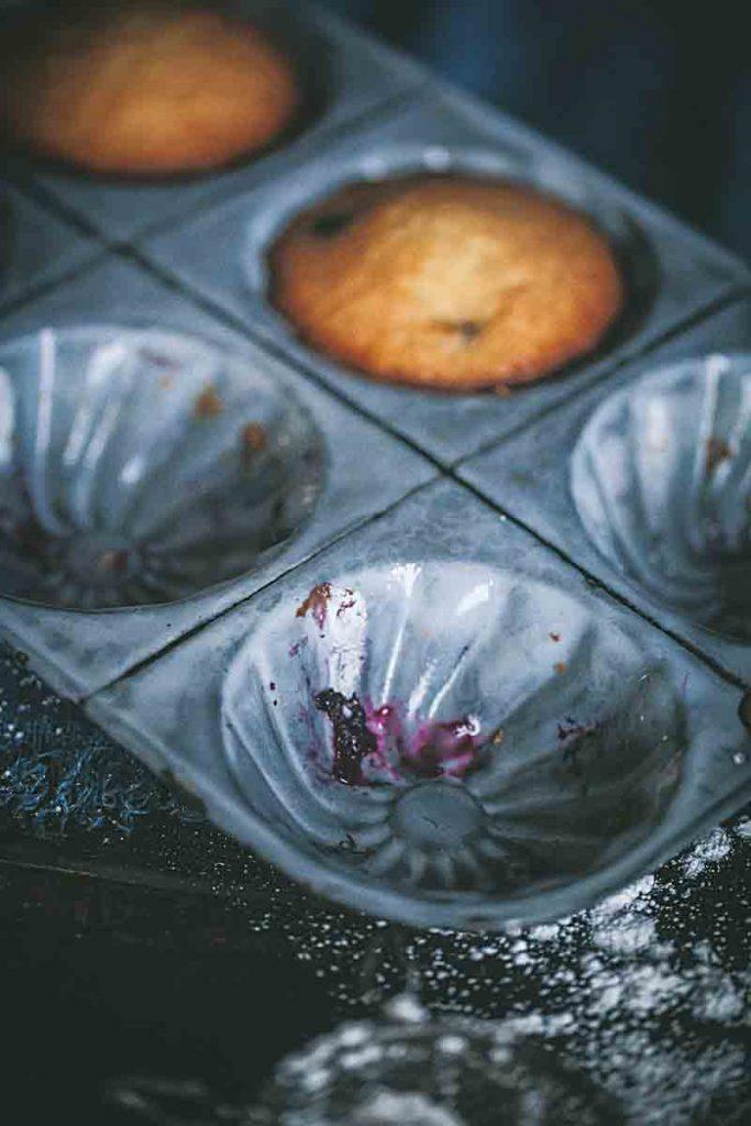 vintage muffin tins