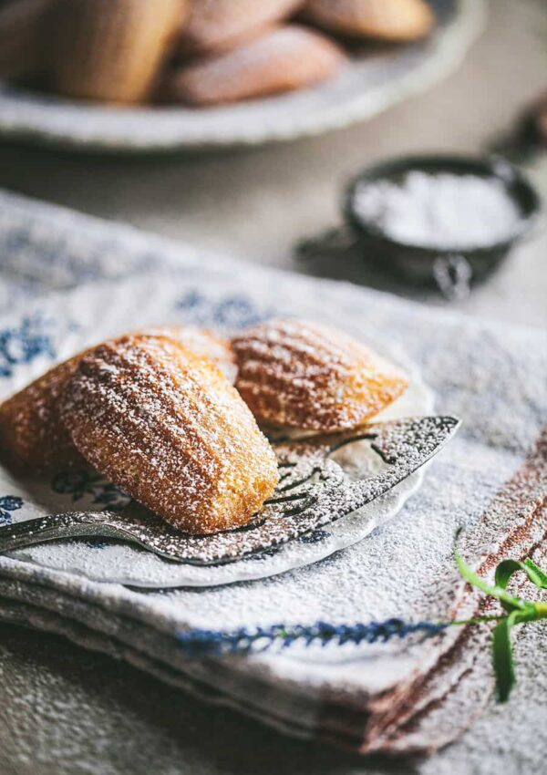 Marvelous Madeleines